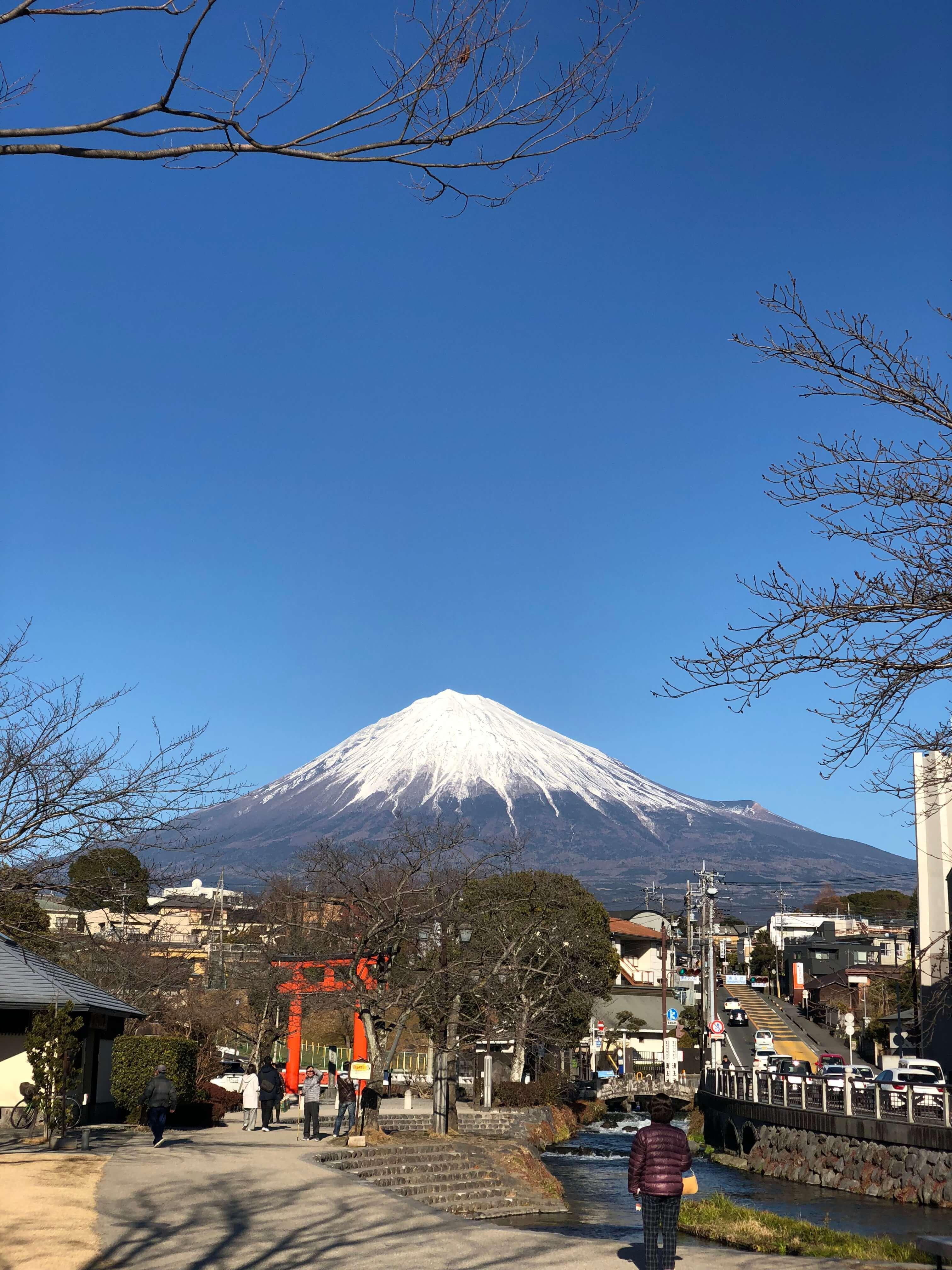 富士山・光聲こうせい撮影